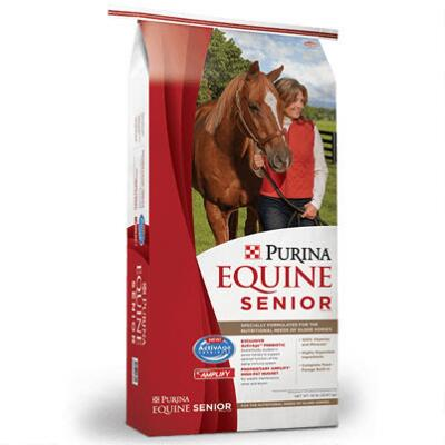 Purina Equine Senior 50 lb