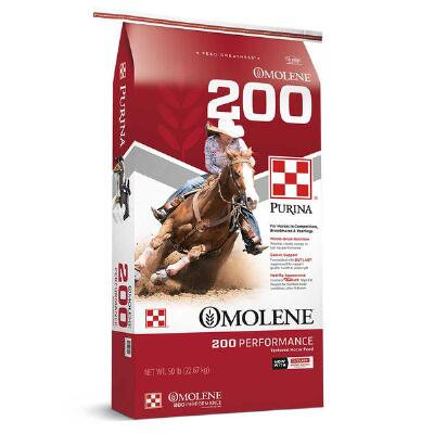 Purina OMOLENE 200 Performance 50 lb