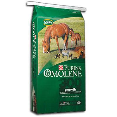 Purina OMOLENE 300 Growth 50 lb