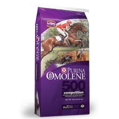 Purina OMOLENE 500 Competition 50 lb