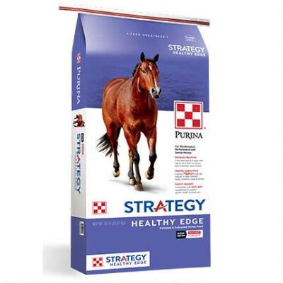 Purina Strategy Healthy Edge 50 lb