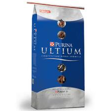 Purina Ultium Competition Horse Formula 50 lb - TB
