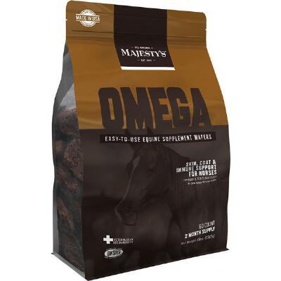 Majestys Omega Wafers 30 day