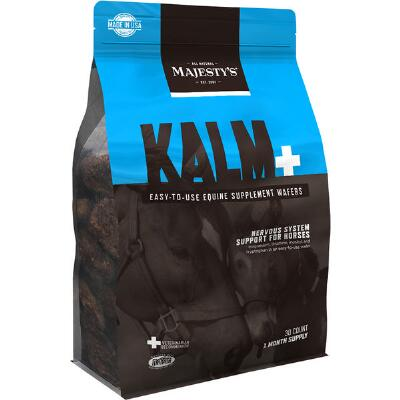 Majestys Kalm Wafers 30 Day Supply