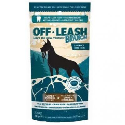 Off Leash Dental Treat Branch Large