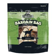 Redbarn Natural Bargain Bag Dog Chews 2 b - TB