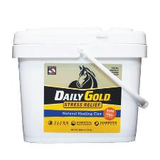Redmond Daily Gold Equine Stress Relief 25 lb - TB