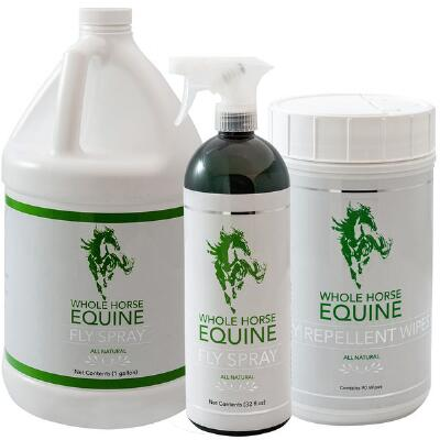 Whole Horse Equine Fly Spray 32 oz