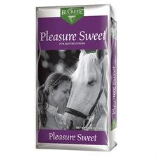 Buckeye Nutrition Pleasure Horse Sweet Feed 50 Lb - TB