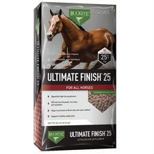 Buckeye Nutrition Ultimate Finish 25 40 lb Pellet - TB