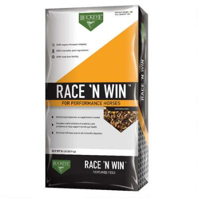 Buckeye Race N Win 50 lb