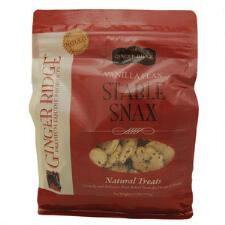 Ginger Ridge Stable Snax Vanilla Flax Treat 1.75lbs - TB