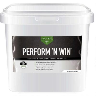 Buckeye Nutrition Perform N Win - 20 lb