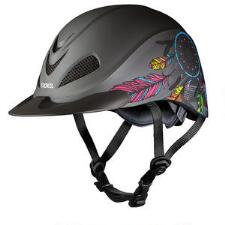 Troxel Rebel Dreamcatcher Helmet - TB