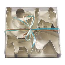 Horse Theme Cookie Cutter Set
