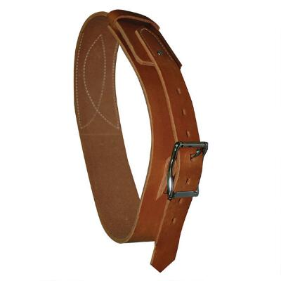 Leather Cribbing Collar Horse Size