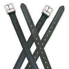 Passier Nylon Lined Soft Stirrup Leathers - TB