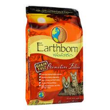 Earthborn Primitive Feline Cat Food 14 lb - TB