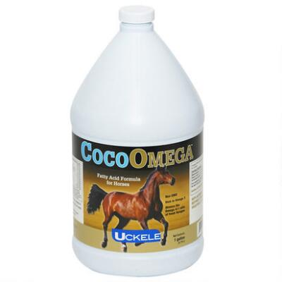 Uckele CocoOmega Oil Gallon