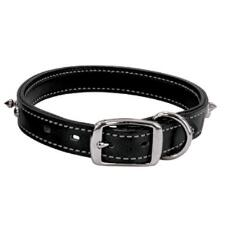 Weaver Leather Spikes Collection Large Dog Collar
