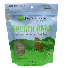 Pet Naturals Breath Bars 21 Ct