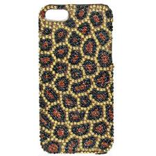 Blazin Roxx iPhone 5 Cover Leopard Bling