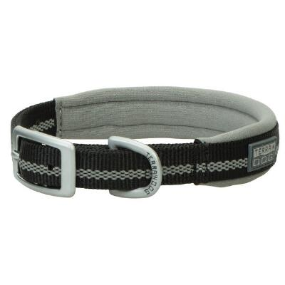 Reflective Neoprene Lined Dog Collar