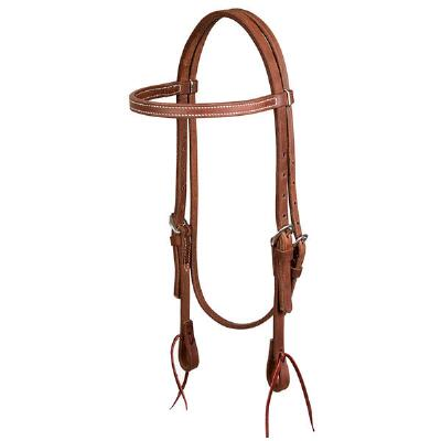 ProTack Oiled Browband Headstall