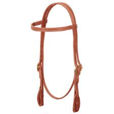 ProTack Quick Change Browband Headstall Tab Ends