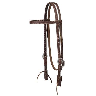 Working Cowboy Browband Headstall