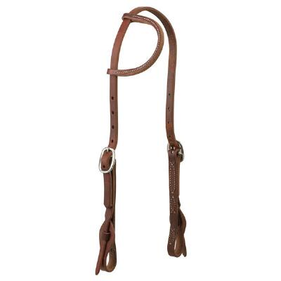 Weaver Working Tack Quick Change Single Ear Headstall