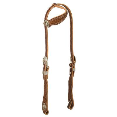 Weaver Western Edge Single Ear Headstall