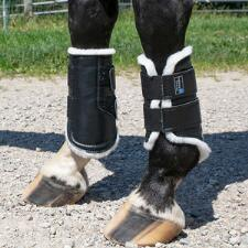 Toklat Valena Wool Fleece Lined Front Boots - TB