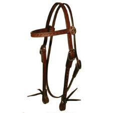 Circle Y Daisetta Browband Headstall - TB