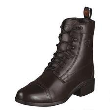 Heritage III Ladies Lace Paddock Boot Chocolate