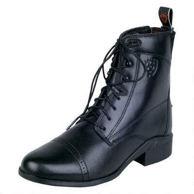 Heritage III Ladies Lace Paddock Boot Black