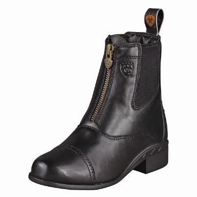 Devon III Youth Zip Up Paddock Boot