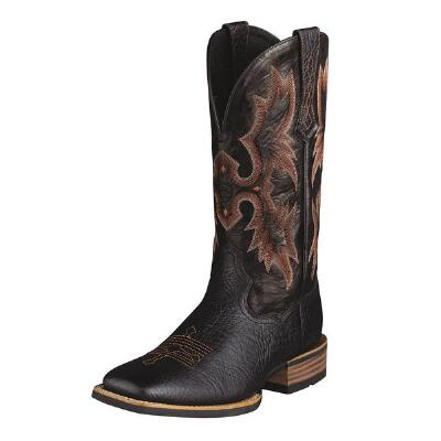Ariat Tombstone Mens Western Boot Black