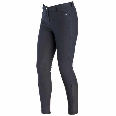 Ariat Heritage Black Ladies Full Seat Breech