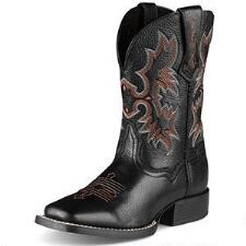 Ariat Tombstone Kids Black Western Boot