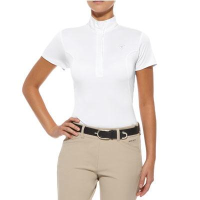 Aptos Ladies Short Sleeve Show Shirt