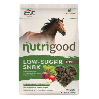 Nutrigood Low Sugar Apple Snax 4 lb