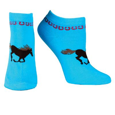 Ladies No Show Footie Sock