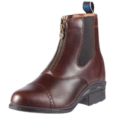 Devon Pro VX Ladies Paddock Boot Chocolate Brown