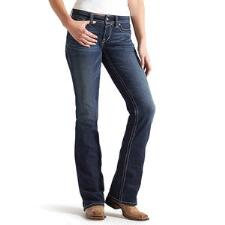 REAL Whipstitch Womens Riding Jean - TB