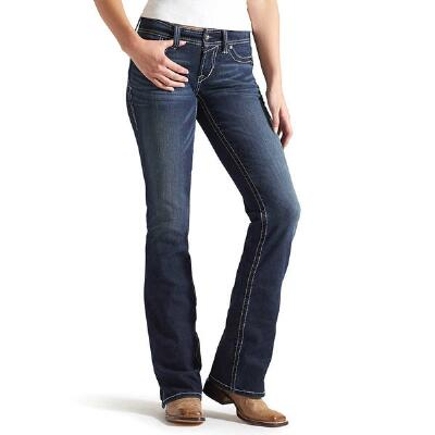 REAL Whipstitch Womens Riding Jean