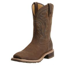 Ariat Hybrid Rancher H2O Mens Western Work Boot - TB