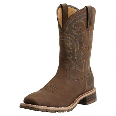 Hybrid Rancher H2O Mens Western Work Boot