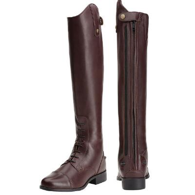 Heritage Contour Zip Ladies Field Boot