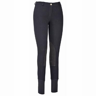 Tuffrider Ribb Low Rise Pull On Ladies Breech